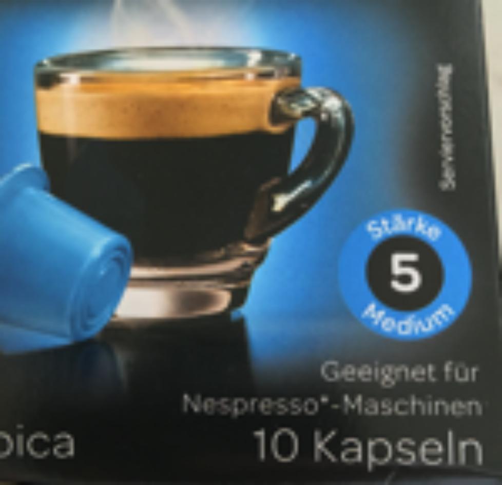 Nespresso, Lidl und die Verpackungen