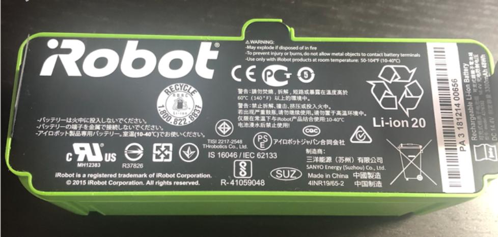 iRobot Akku