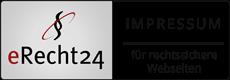 eRecht24 Impressumgenerator
